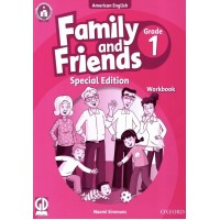Family And Friends Special Edition 1 Workbook