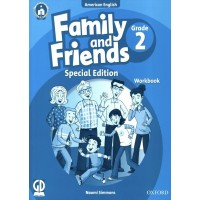Family And Friends Special Edition 2 Workbook