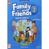 Family And Friends Special Edition 2 Student Book