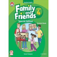 Family And Friends Special Edition 4 (Student Book)