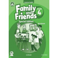 Family And Friends Special Edition 4 (Work Book)