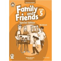 Family And Friends Special Edition 5 Work Book