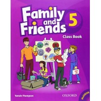 Family And Friends 5 Class Book