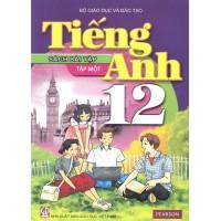 Tiếng Anh Lớp 12 Tập 1 (Sách Bài Tập)