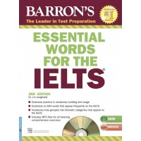 Essential Words For The Ielts - Kèm CD