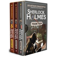 Sherlock Holmes Toàn Tập (Trọn Bộ 3 Cuốn)