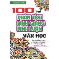 100 Bài Phân Tích Bình Giảng Bình Luận Văn Học