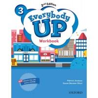 Everybody Up 3 WorkBook - 2nd Edition