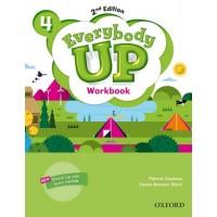 Everybody Up 4 WorkBook - 2nd Edition
