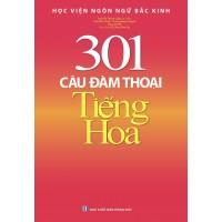 301 Câu Đàm Thoại Tiếng Hoa (Kèm CD)