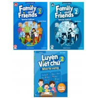 Family And Friends Special Edition Kèm Luyện Viết Lớp 2