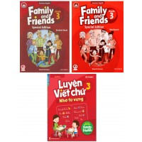 Family And Friends Special Edition Kèm Luyện Viết Lớp 3