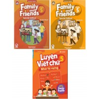 Family And Friends Special Edition Kèm Luyện Viết Lớp 5