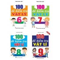 Combo 100 Đề Kiểm Tra Vật Lí THCS
