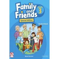 Family And Friends Special Edition 3 Student Book - Phiên Bản Dành Cho Các Tỉnh