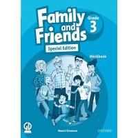 Family And Friends Special Edition 3 Work Book - Phiên Bản Dành Cho Các Tỉnh