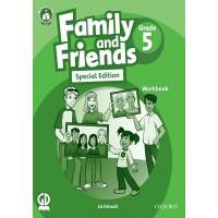 Family And Friends Special Edition 5 Work Book - Phiên Bản Dành Cho Các Tỉnh