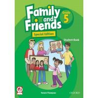 Family And Friends Special Edition 5 Student Book - Phiên Bản Dành Cho Các Tỉnh