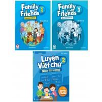 Family And Friends Special Edition 3 Kèm Luyện Viết - Phiên Bản Cho Các Tỉnh
