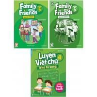 Family And Friends Special Edition 5 Kèm Luyện Viết - Phiên Bản Cho Các Tỉnh