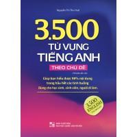 3500 Từ Vựng Tiếng Anh Theo Chủ Đề