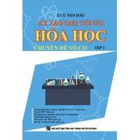 Kỹ Xảo Giải Tối Ưu Hóa Học Chuyên Đề Vô Cơ Tập 3