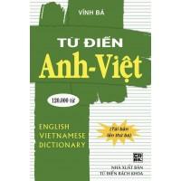 Từ Điển Anh - Việt 120.000 Từ
