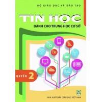 Tin Học Dành Cho THCS Quyển 2 - Lớp 7