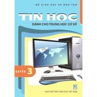 Tin Học Dành Cho THCS Quyển 3 - Lớp 8