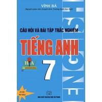 Câu Hỏi Và Bài Tập Trắc Nghiệm Tiếng Anh Lớp 7