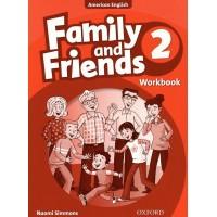 Family And Friends American 2 - WorkBook - Phiên Bản Dành Cho Các Trung Tâm