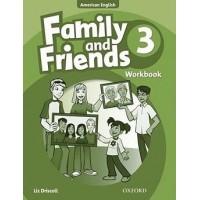 Family And Friends American 3 - WorkBook - Phiên Bản Dành Cho Các Trung Tâm