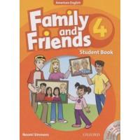 Family And Friends American 4 - Student Book - Phiên Bản Dành Cho Các Trung Tâm