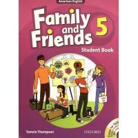 Family And Friends American 5 - Student Book - Phiên Bản Dành Cho Các Trung Tâm