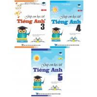 Giúp Em Học Tốt Tiếng Anh Lớp 3, 4, 5