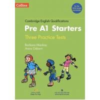 Cambridge English Qualifications - Pre A1 Starters 2018