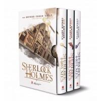 Sherlock Holmes (Trọn Bộ 3 Cuốn)