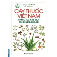 Cây Thuốc Việt Nam - Trồng, Hái, Chế Biến, Trị Bệnh Ban Đầu