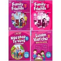 Family And Friends Special Edition Lớp 1 Kèm Luyện Viết Và Bài Tập Bổ Trợ