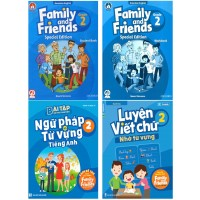 Family And Friends Special Edition Lớp 2 Kèm Luyện Viết Và Bài Tập Bổ Trợ