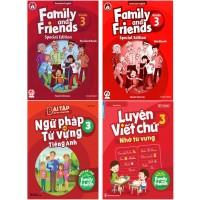 Family And Friends Special Edition Lớp 3 Kèm Luyện Viết Và Bài Tập Bổ Trợ