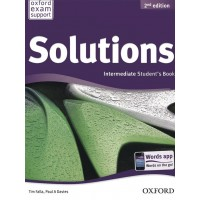 Solutions Intermediate Student Book - 2nd Edition