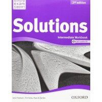 Solutions Intermediate Work Book - 2nd Edition