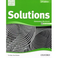 Solutions Elementary Work Book - 2nd Edition