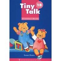 Tiny Talk 1B Student Book