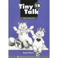 Tiny Talk 1B WorkBook