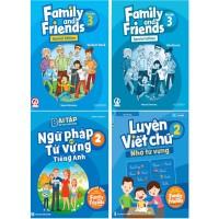 Family And Friends 3 Kèm Luyện Viết Và Bài Tập Bổ Trợ - Phiên Bản Dành Cho Các Tỉnh