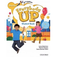 Everybody Up Starter Student Book - 2nd Edition