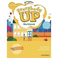 Everybody Up Starter WorkBook - 2nd Edition