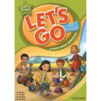 Let's Go Let's Begin 4th Edition Student Book